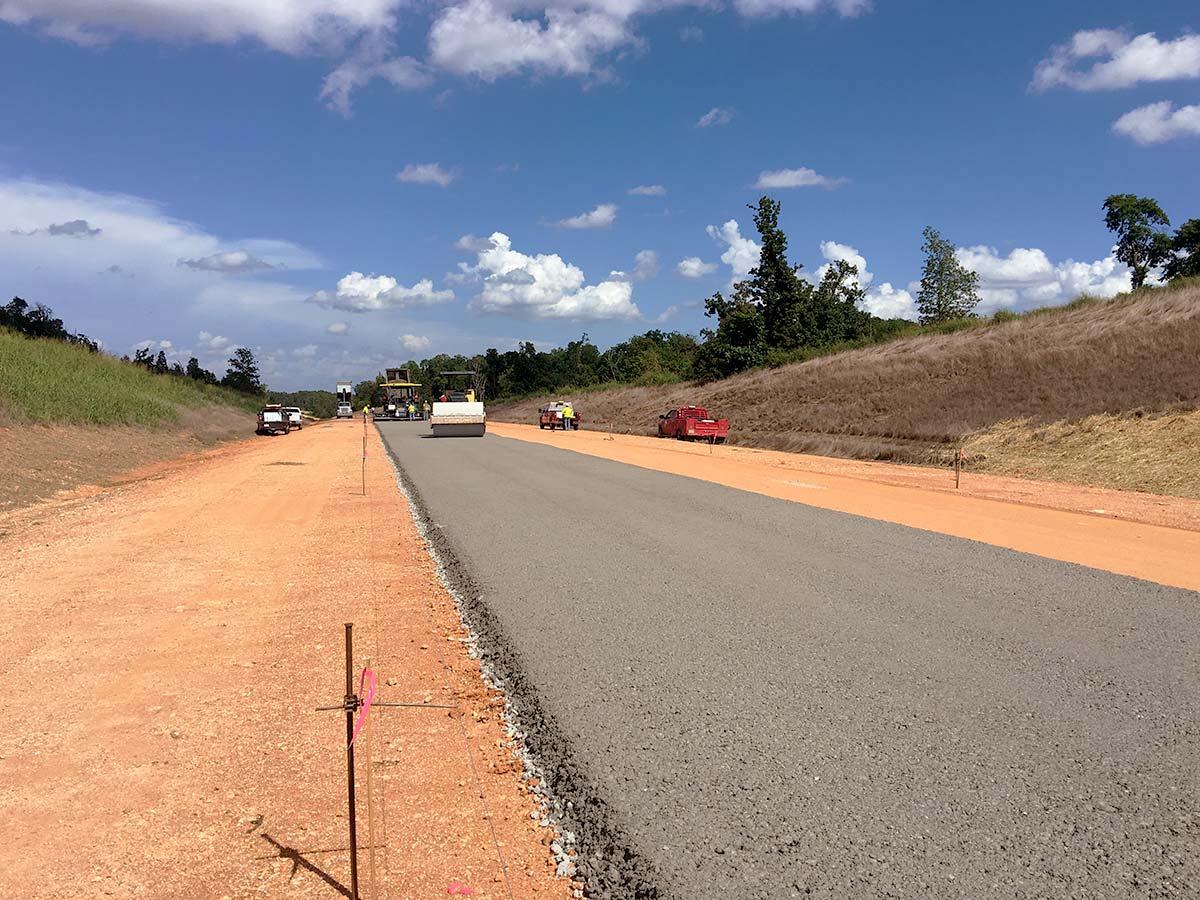 Highway 549: Benton County - Connecting Arkansas Program