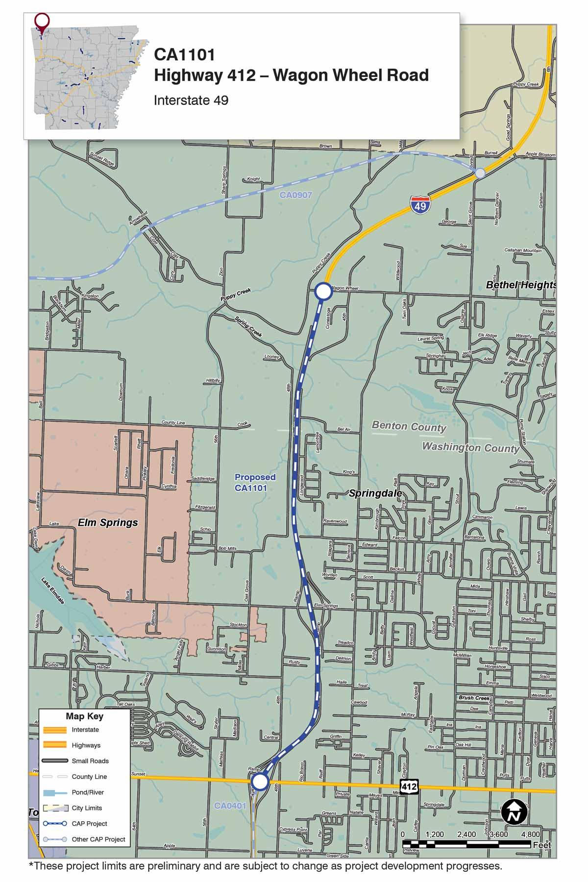 Worksheet. I49 WashingtonBenton County  Connecting Arkansas Program